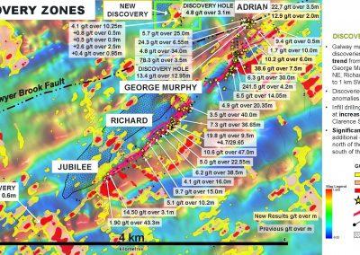 discovery-zones-Appalachian-TSXV-Stock-public-company-Galway-Metals-Clarence-Stream-gold-project-New Brunswick-Estrades-mine-Casa-Berardi-Quebec-Canada