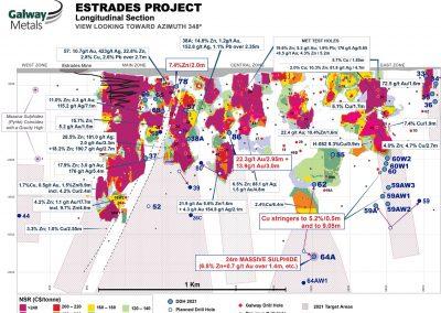 project-map-core-Appalachian-TSXV-Stock-public-company-Galway-Metals-Clarence-Stream-gold-project-New Brunswick-Estrades-mine-Casa-Berardi-Quebec-Canada